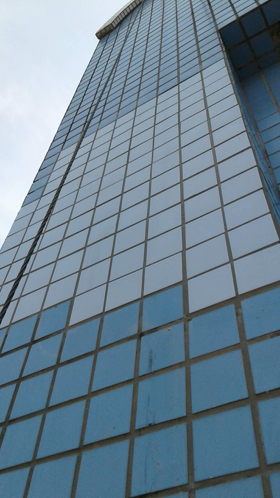 大樓外牆補修