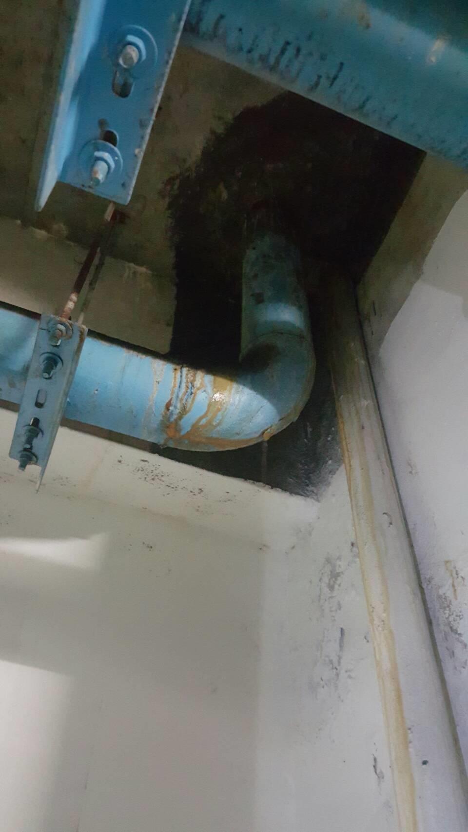台南牆壁漏水工程-1
