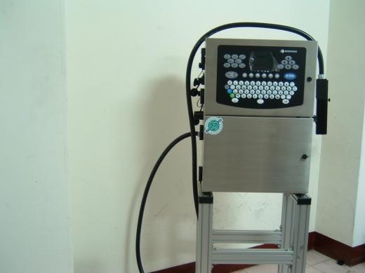 噴印機/噴碼機/噴墨機/噴字機/雷射雕刻機-伊麥爾/噴印系統租賃及代工/維修保養服務
