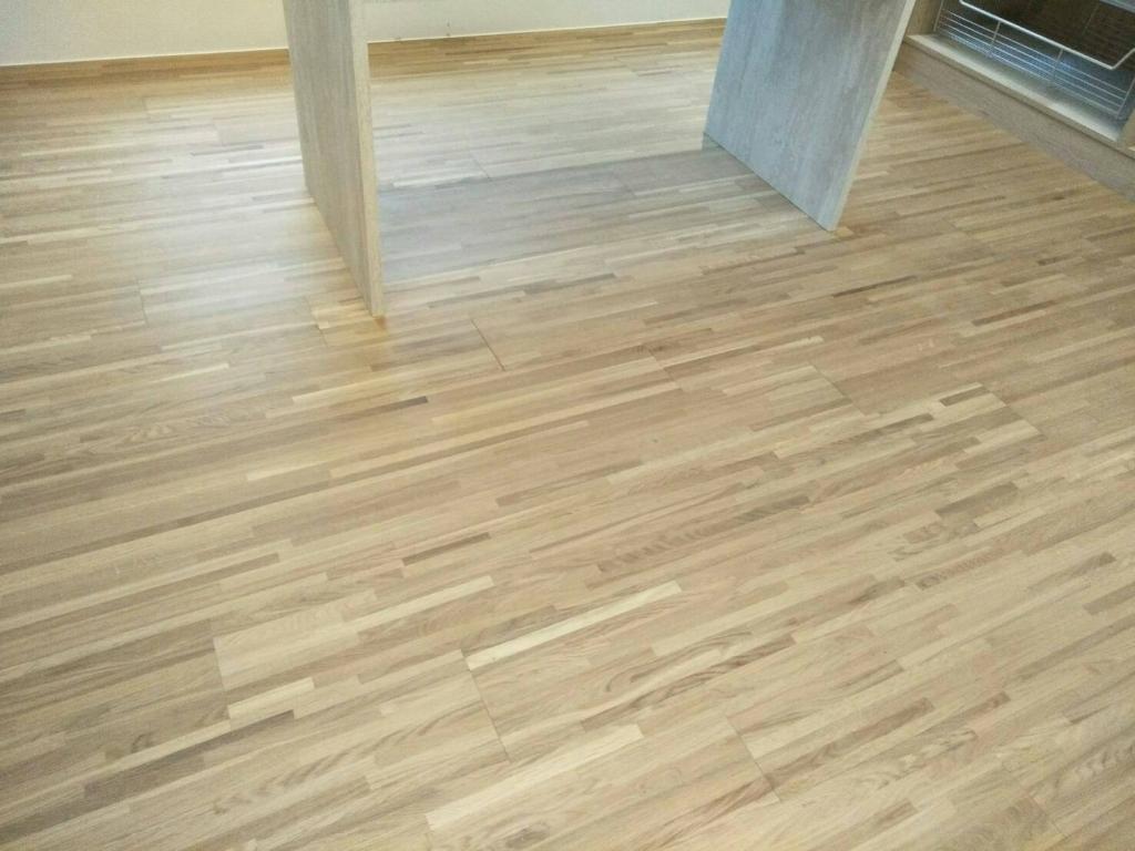 台中橡木集成複合式地板_秋香色(十色可選) _高貴不貴 _善用森林資源