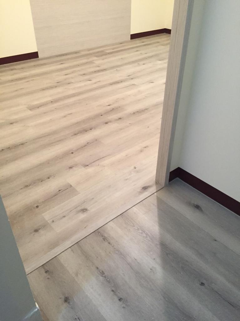 美國寶陞專利卡扣石塑地板