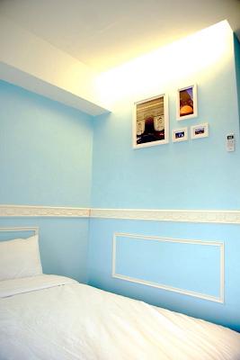 套房裝潢-藍套房