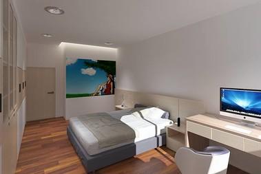 室內設計-大甲現代混搭風