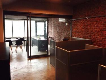 空間設計-紐約工業風