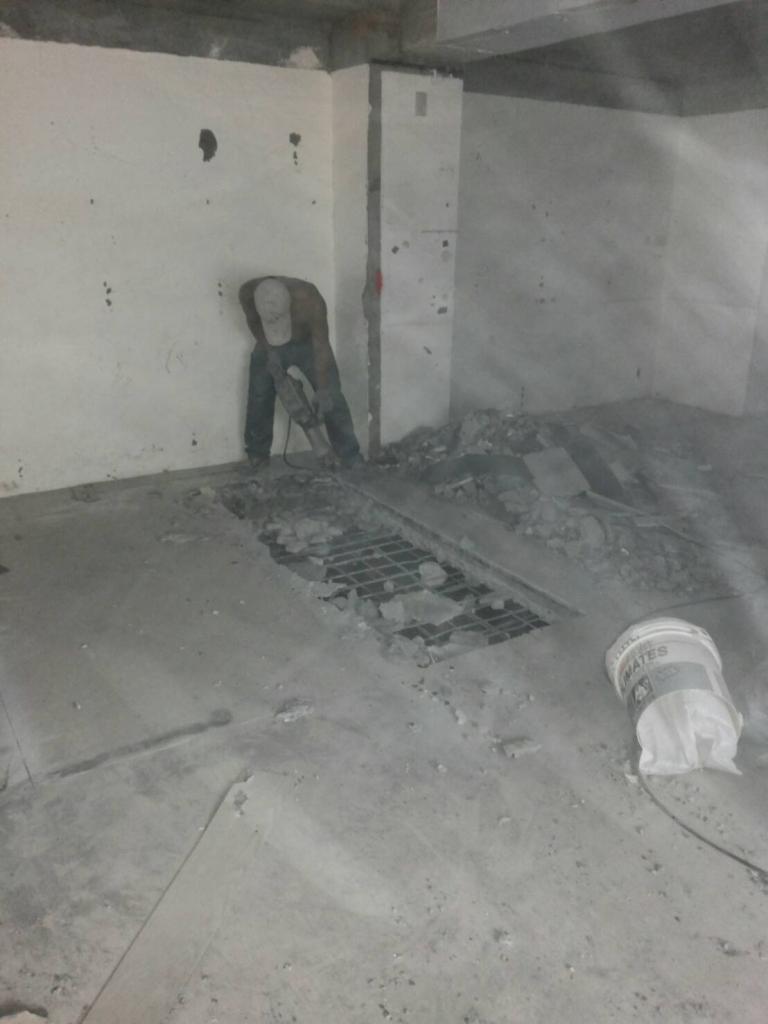 公寓增設電梯間土木工程(一)