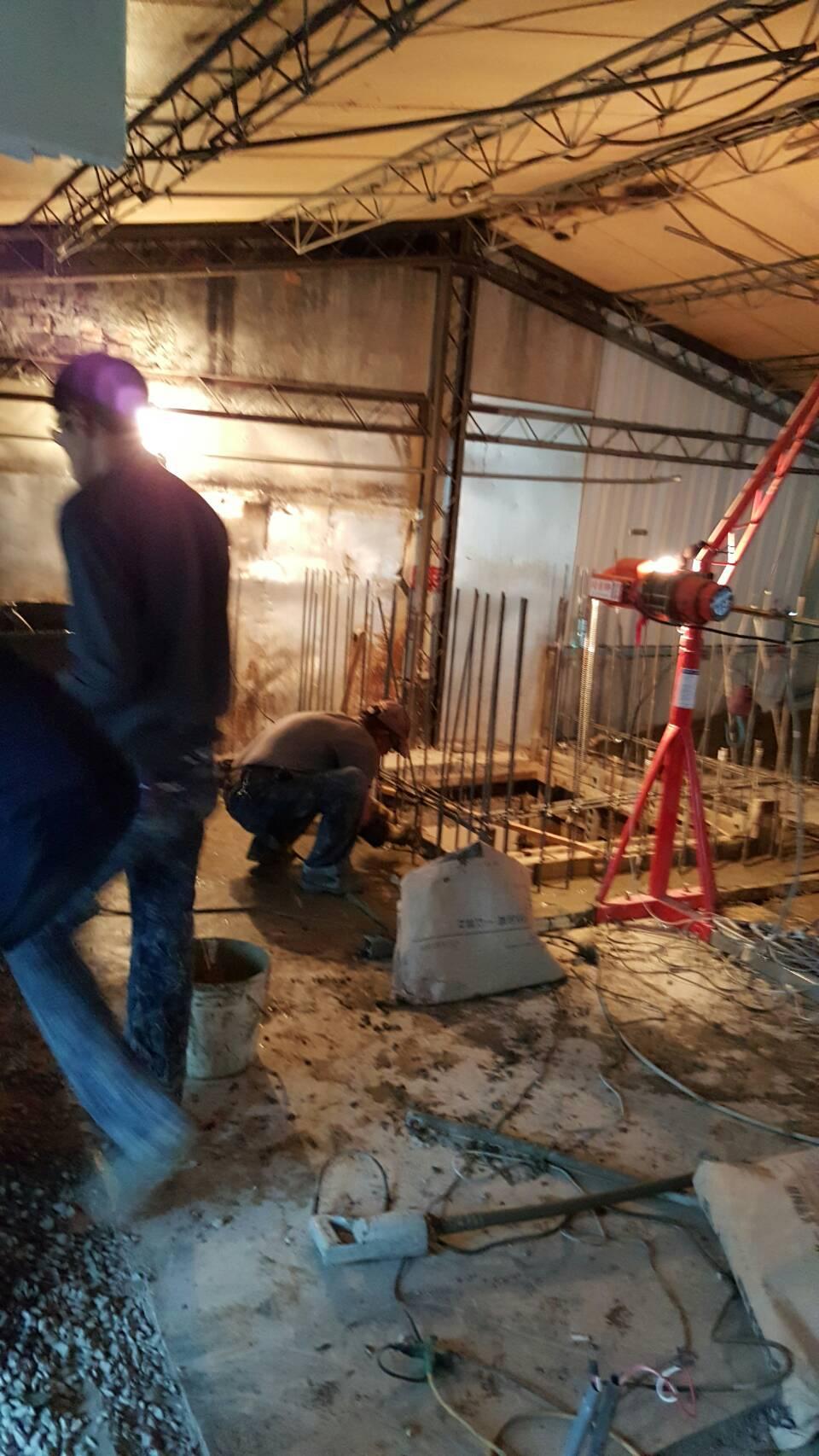 公寓增設電梯間土木工程(三)
