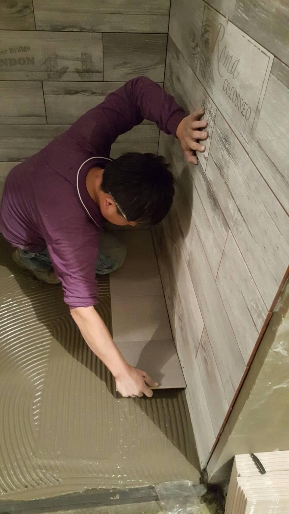 泥作工程(二)