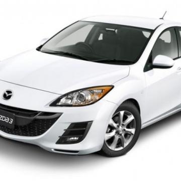 Mazda3 1.6