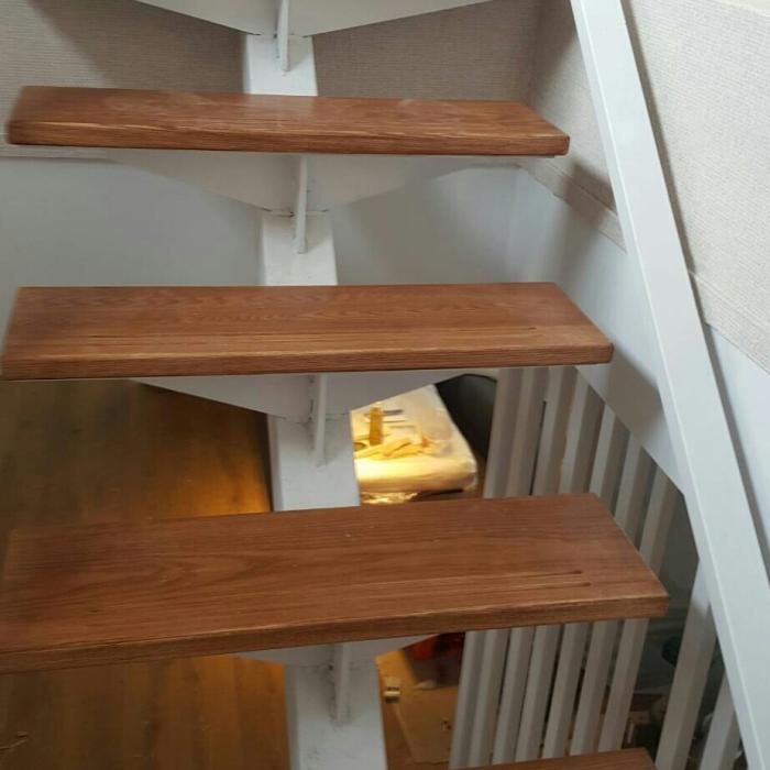 龍骨型樓梯