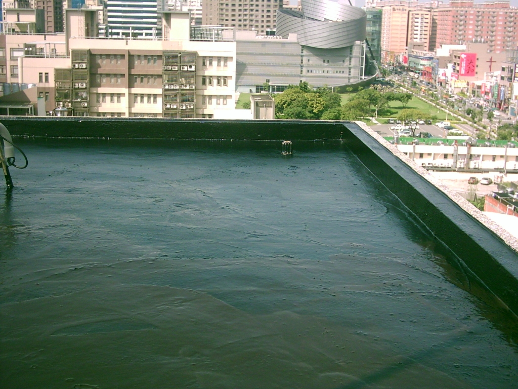 桃園-屋頂防水工程