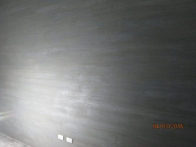 台中清水模-仿木紋清水模