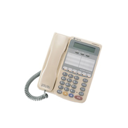 單機SD-7506D 東訊6鍵顯示型