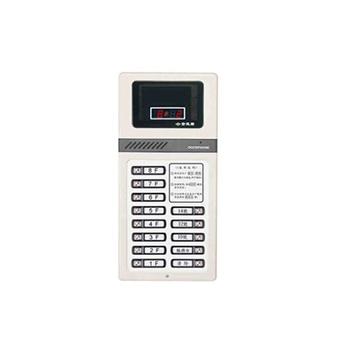 CD-19CCS       數位顯示型門口機