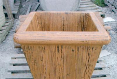 垃圾桶&花台