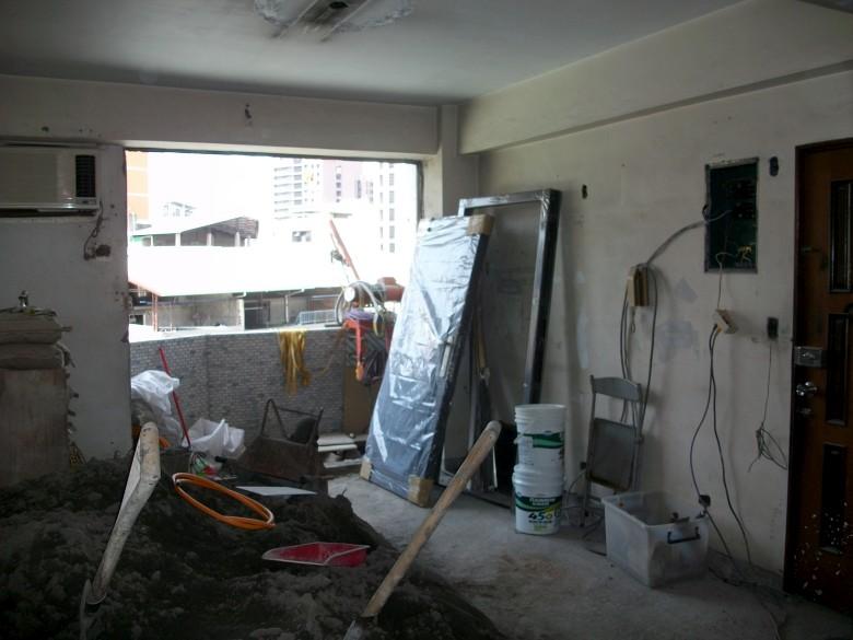 台中南區舊屋翻修