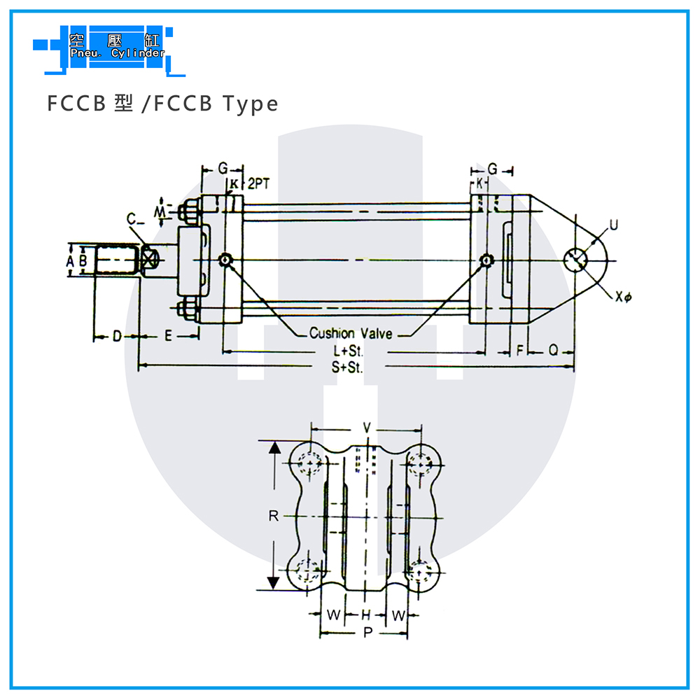 空壓缸-FCCB