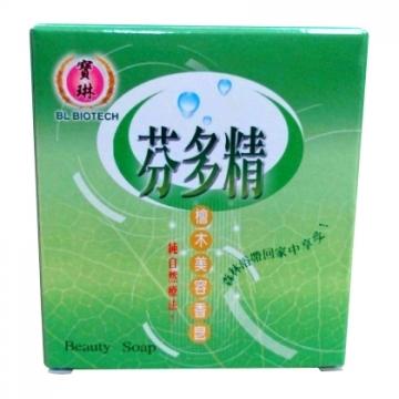 檜木精油香皂