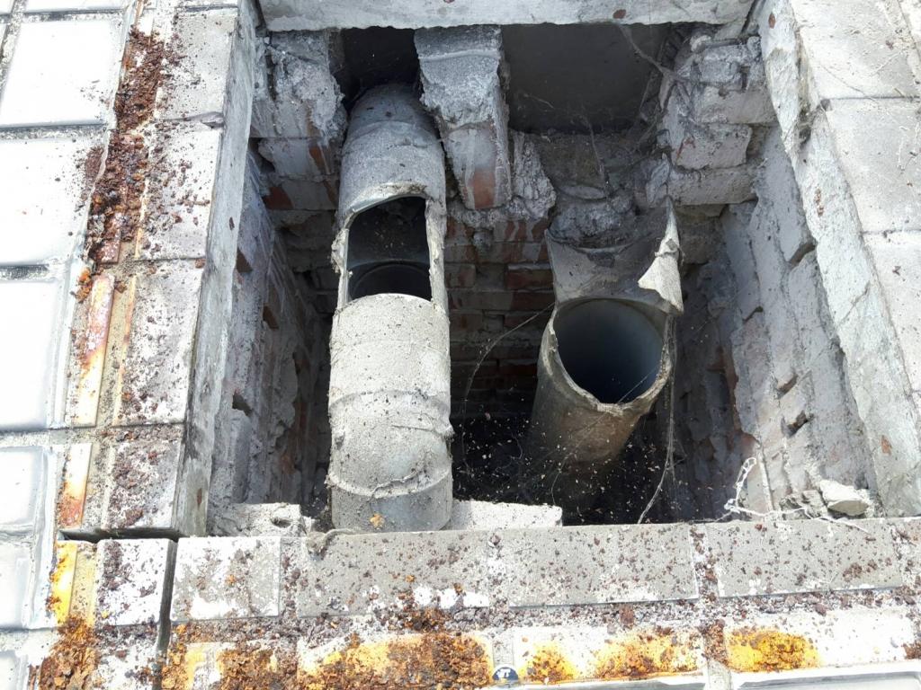 大業新象社區施工中照片
