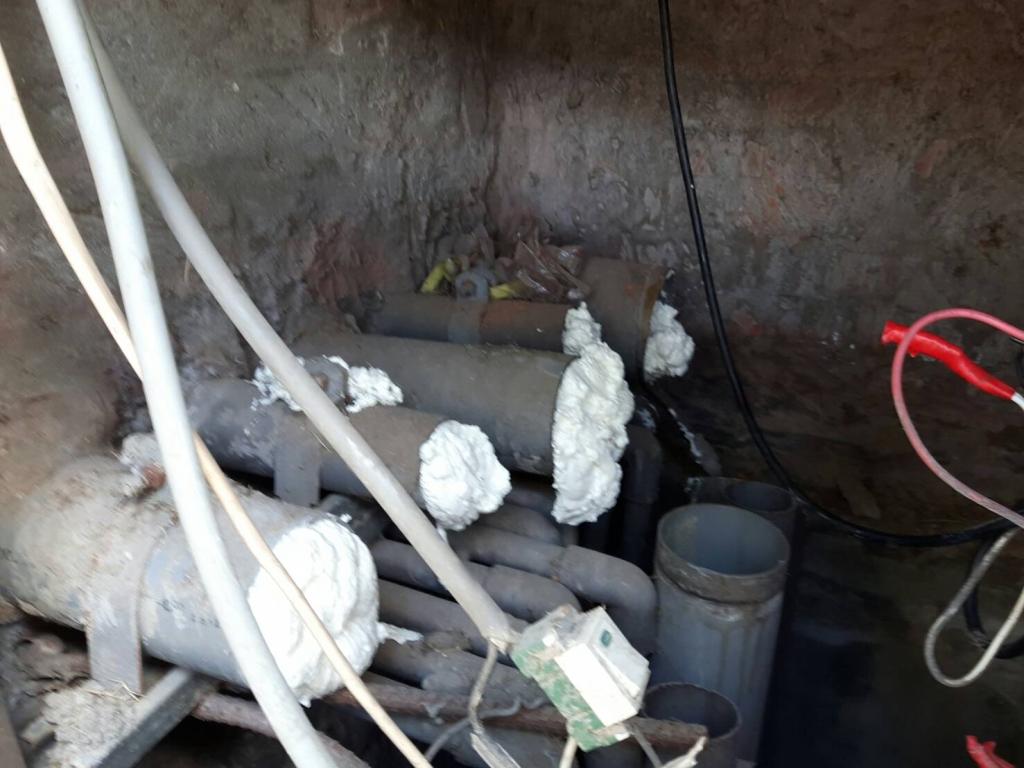 互助名門社區施工中照片