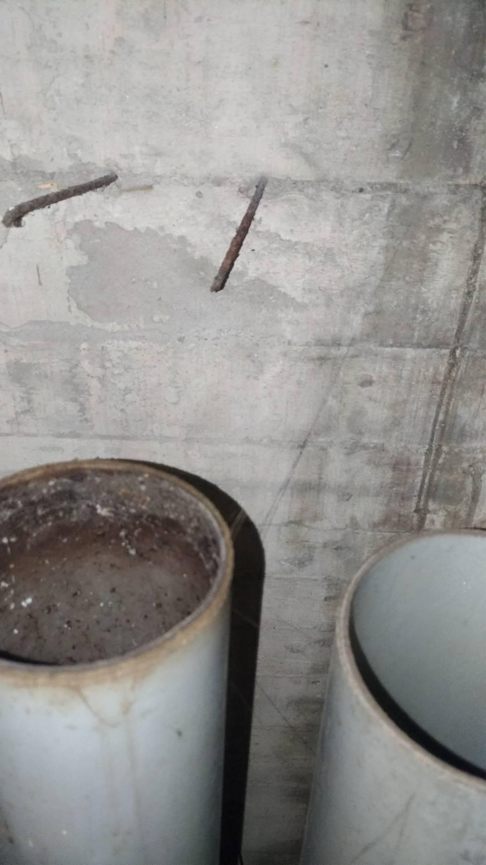 淡水香榭施工中照片
