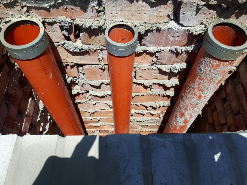 遠見新宿社區施工中照片