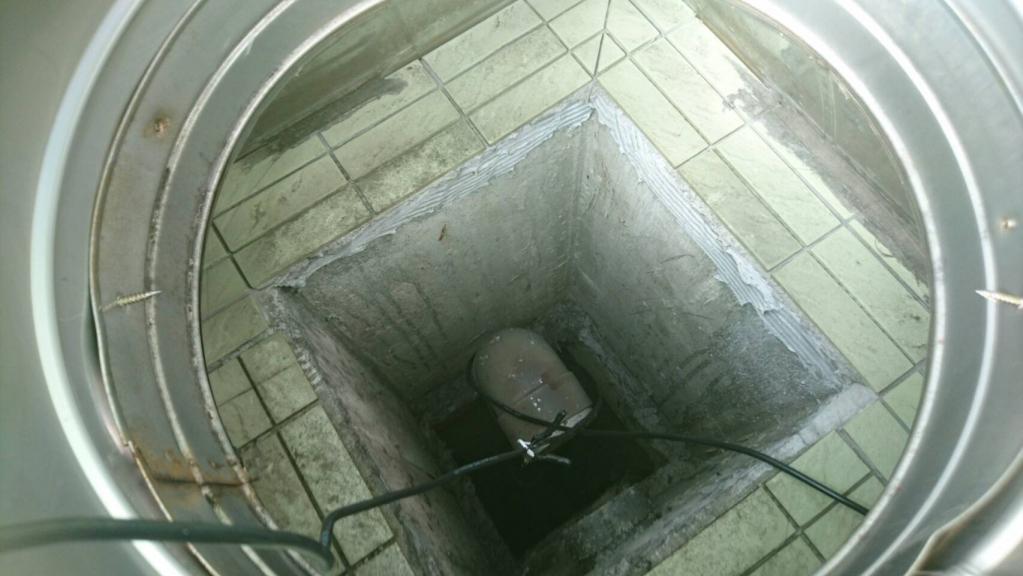 石清之水施工中照片
