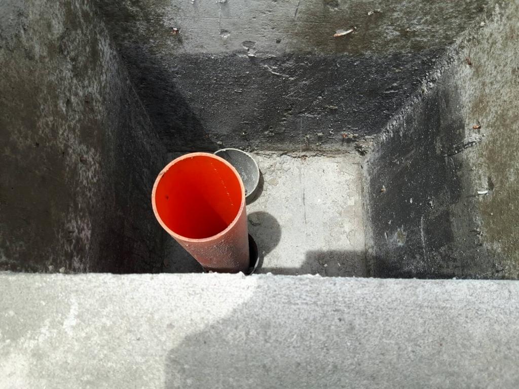 佳昂仁愛富社區施工中照片