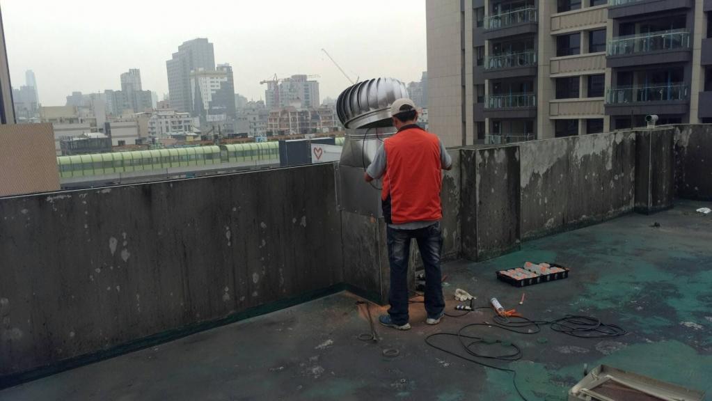金吉利社區施工中照片