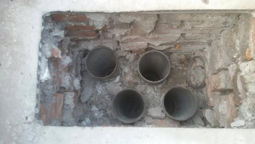 滿築社區施工中照片
