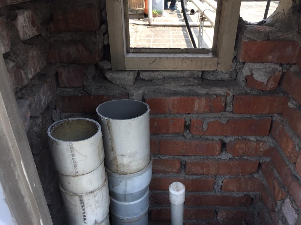 金府大樓社區施工中照片