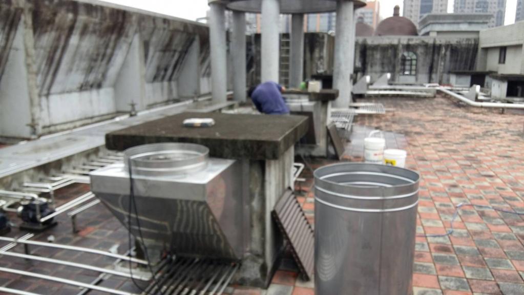 哈佛學園社區施工中照片