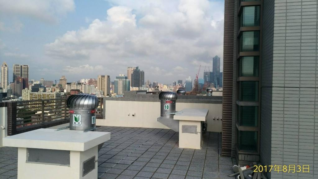 海揚七賢社區完工照片