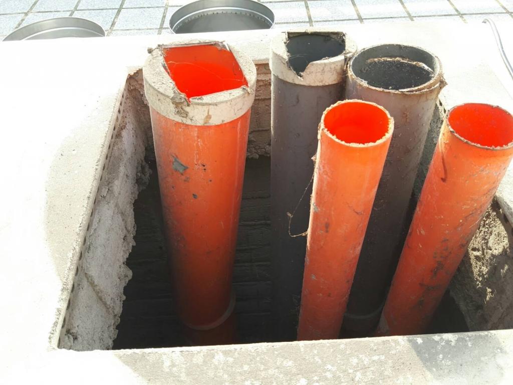 海揚七賢社區施工中照片