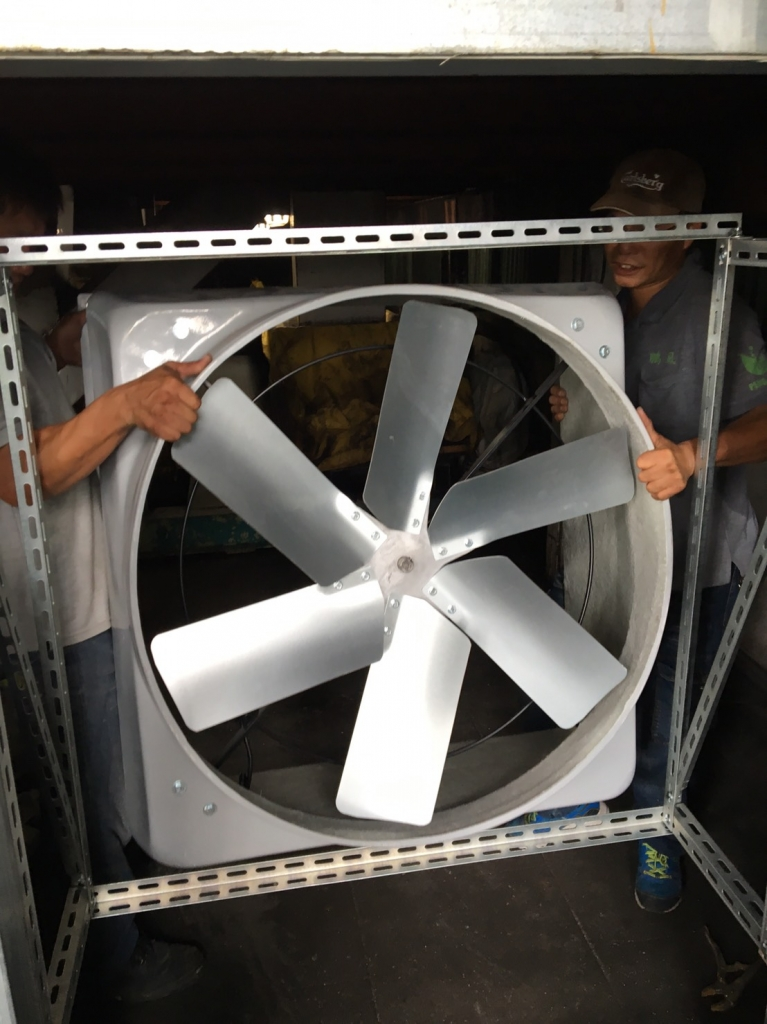 36英吋直結式負壓扇