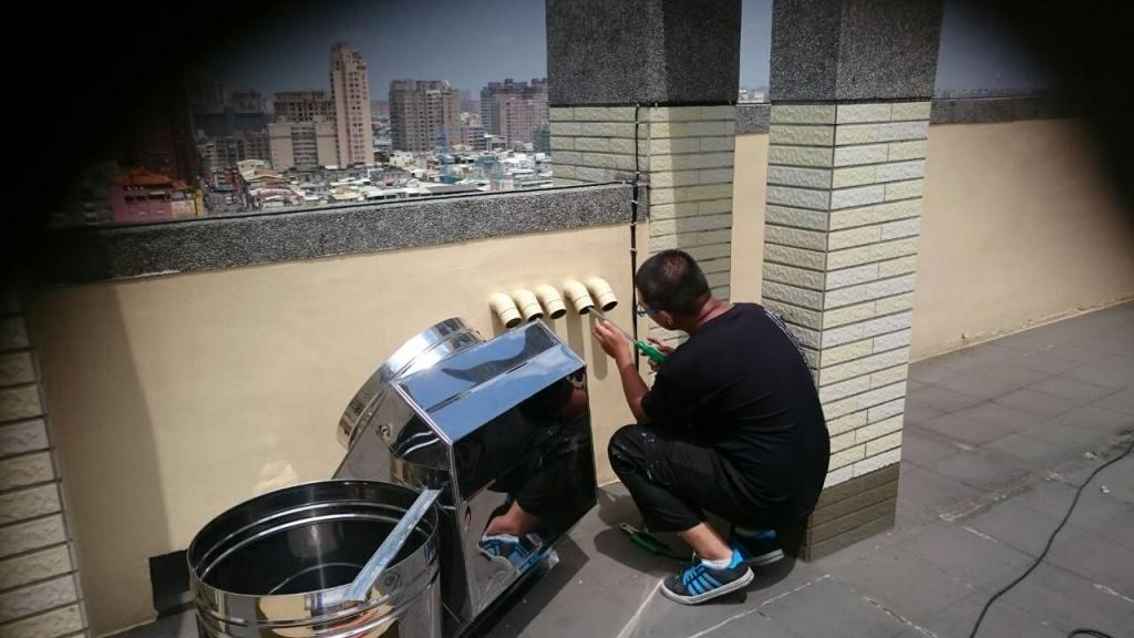 棋琴五重奏社區施工中照片