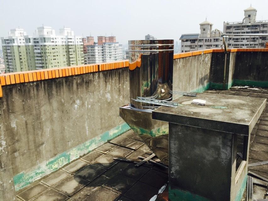 楓格大樓社區施工中照片