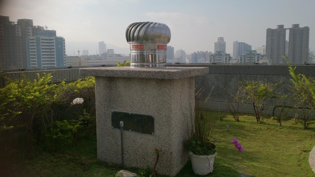 新馥華社區完工照片