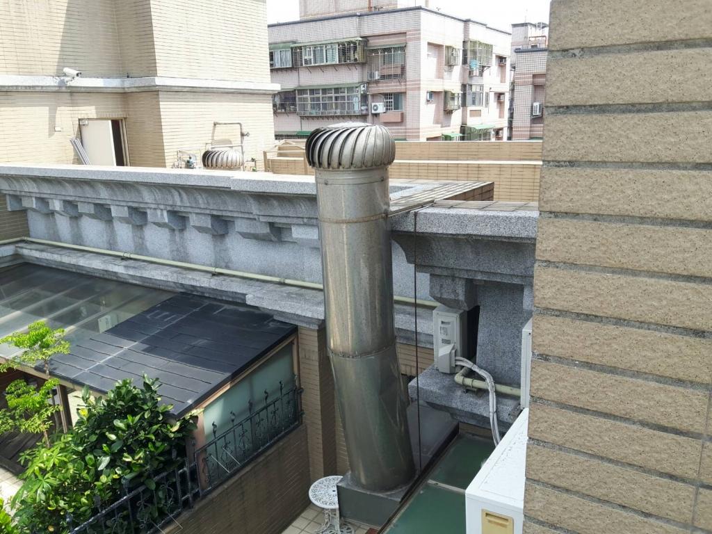 台北桂冠凡爾賽現場未施工前照片