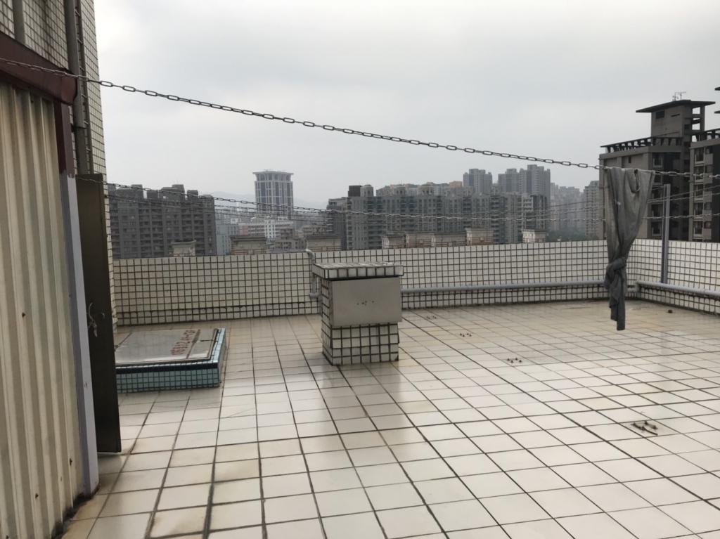 尊龍社區未施工照片