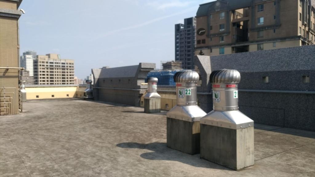 羅芙宮社區完工後照片