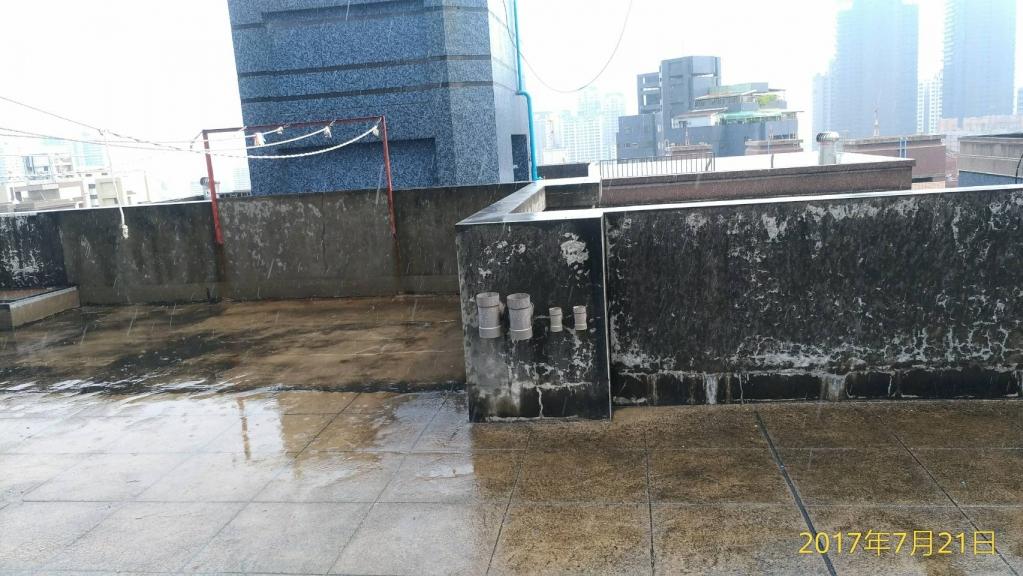 百星綠第社區現場未施工照片