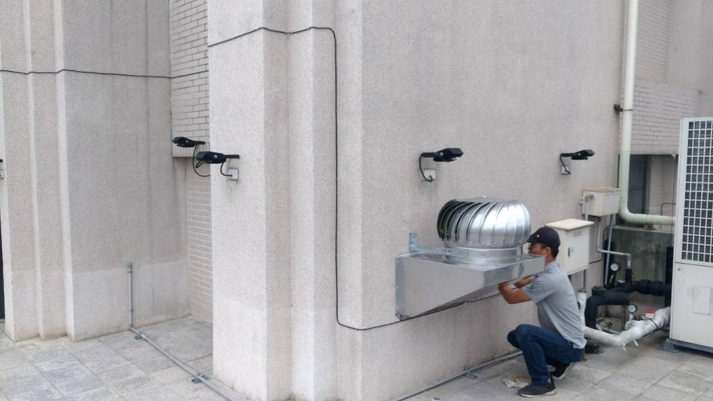 德鑫當代MOMA社區施工中照片