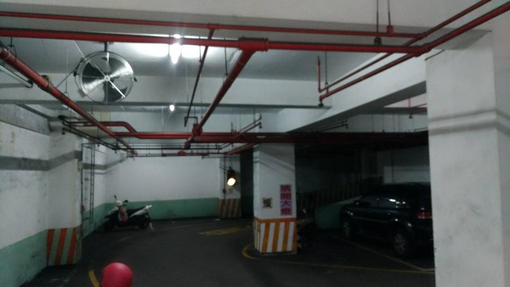 中清皇家社區地下室完工照片