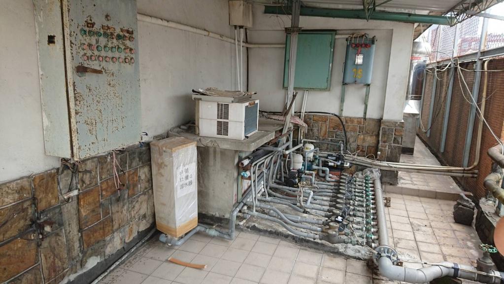 鴻福社區施工前照片