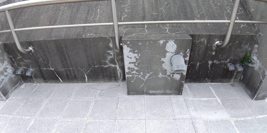 京城科博社區未施工前照片