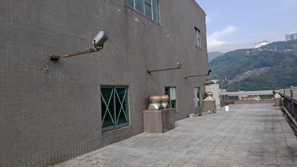 天母社區現場未施工照片