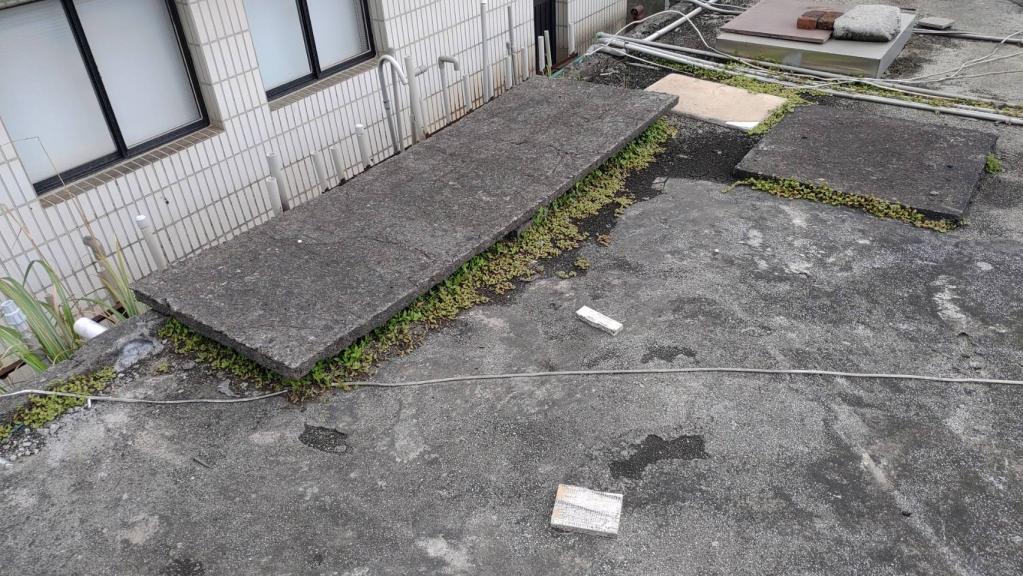 桂冠大廈現場未施工照片