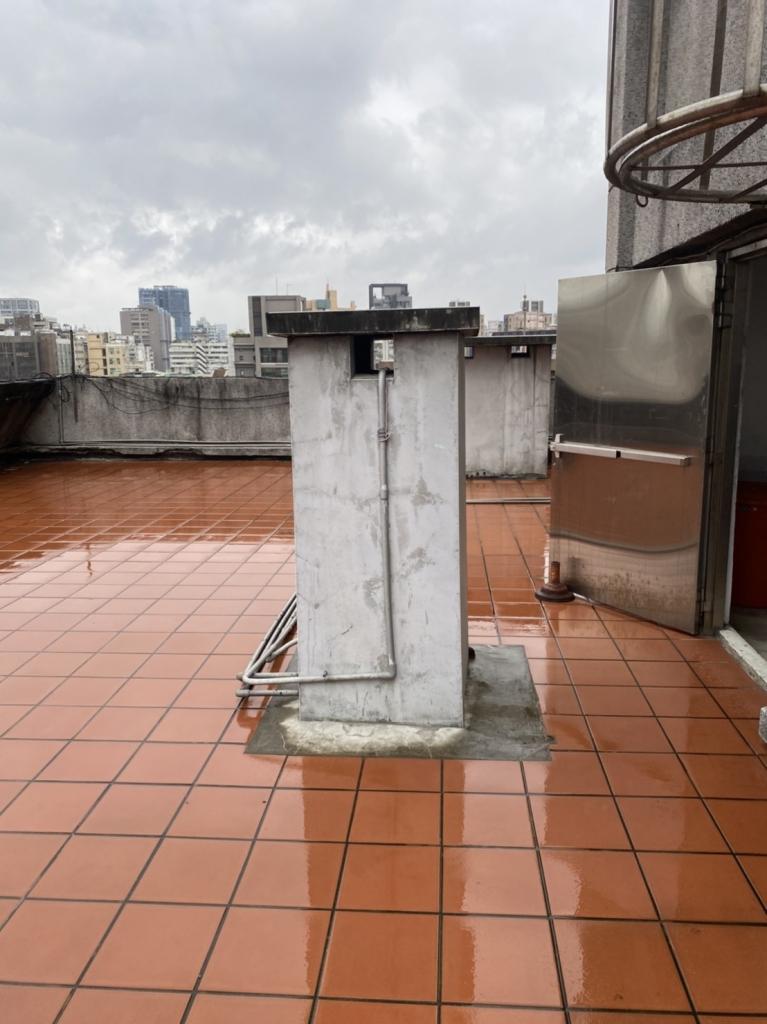 德明大樓未施工前照片