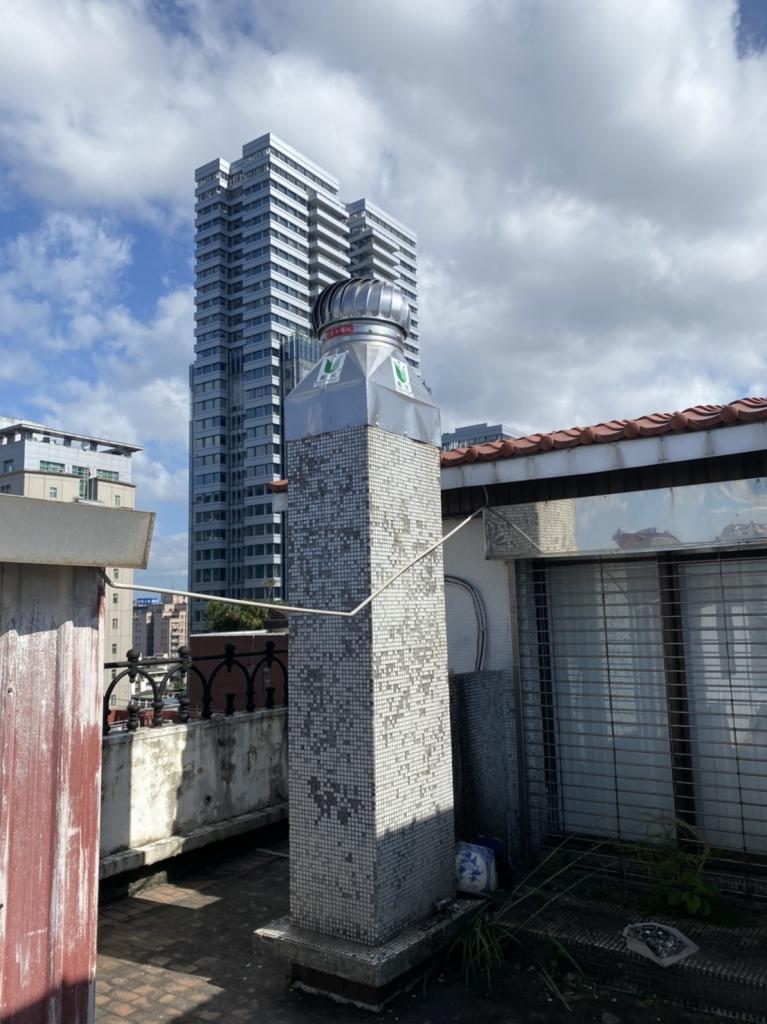 逸仙大樓完工照片