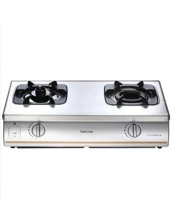 防乾燒系列 G-5703S 不鏽鋼面台爐